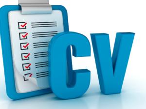 Write a cv, cv writer, cv application