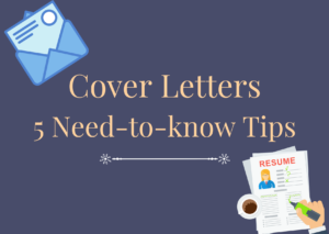 cover letters for cv and resume